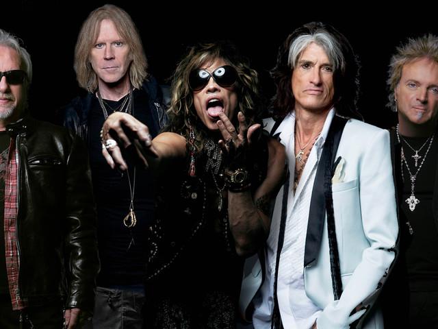 Az Aerosmith is Axl Rose-zal turnézik?