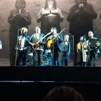 Így énekelt Eddie Vedder a U2-val