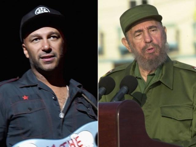 Tom Morello: Castro a szegények bajnoka volt