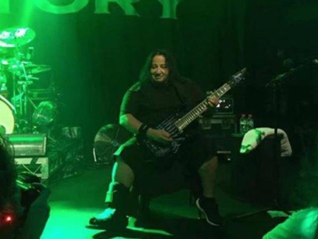 Újabb sérült rocker huppant a trónszékbe