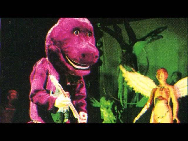 Az megvan, amikor Kurt Cobain dinoszaurusznak öltözött?