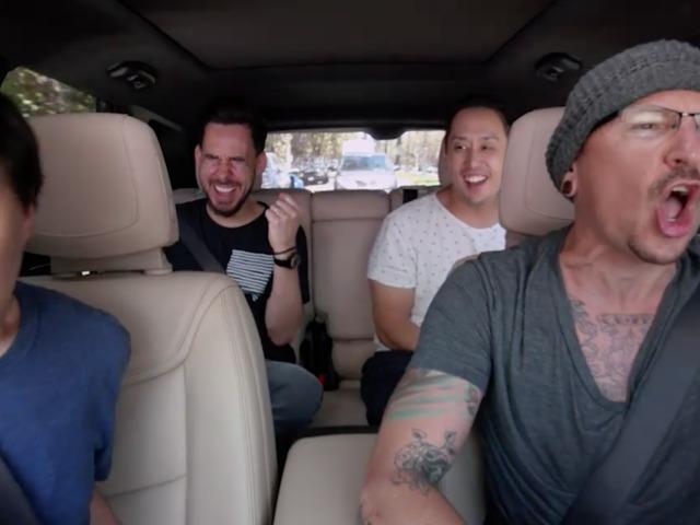 Nyilvánosságra hozták a Linkin Park-karaoke-t