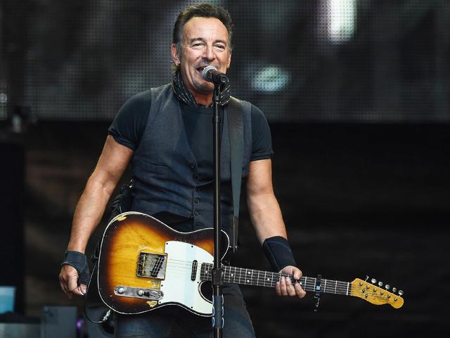Bruce Springsteen dalt írt a Harry Potternek