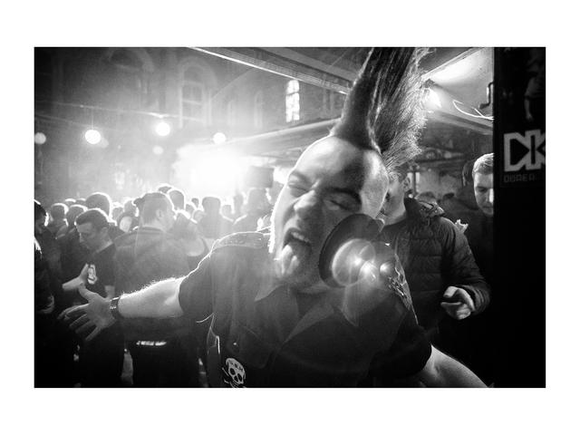 The Exploited: punk-buli egy punk fotós szemével