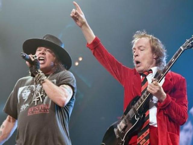 Egy lemez segítene az AC/DC és Axl Rose házasságán