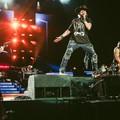 Londoni piknik a Guns N' Roses-szal