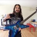 Rajongó szerezte vissza a Machine Head-nek az ellopott gitárt