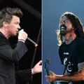 Rick Astley-vel alkotott valami egészen furcsát a Foo Fighters