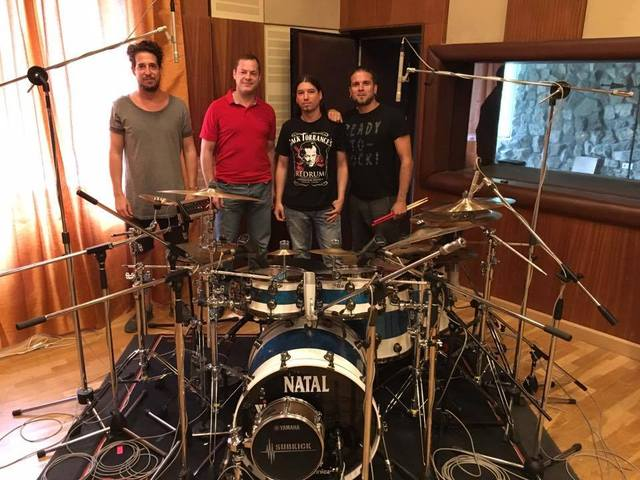 Bivalyerős nemzetközi metalprojekt van készülőben itthon