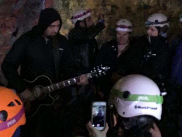 Vulkánban koncertezett Chino