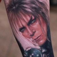 Ezek a legjobb David Bowie tetoválások