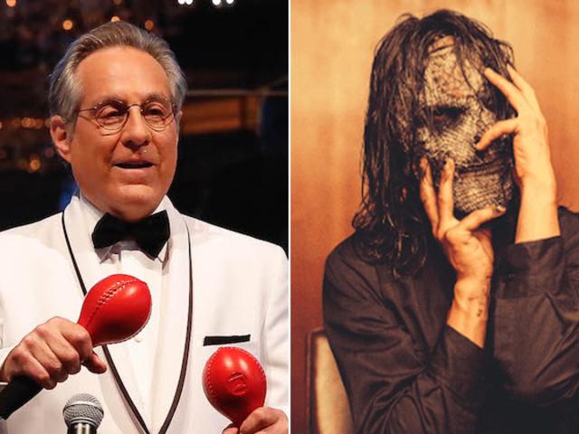 Virtuóz apja nyomdokaiba lépett a Slipknot dobosa