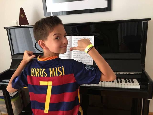 Megjelent Boros Misi müpás koncertje