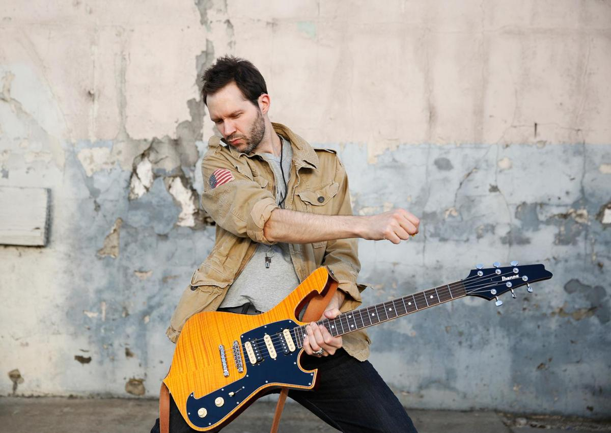 10. Paul Gilbert (Mr. Big)