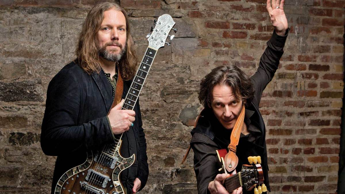 12. Rich Robinson, Marc Ford (The Magpie Salute)