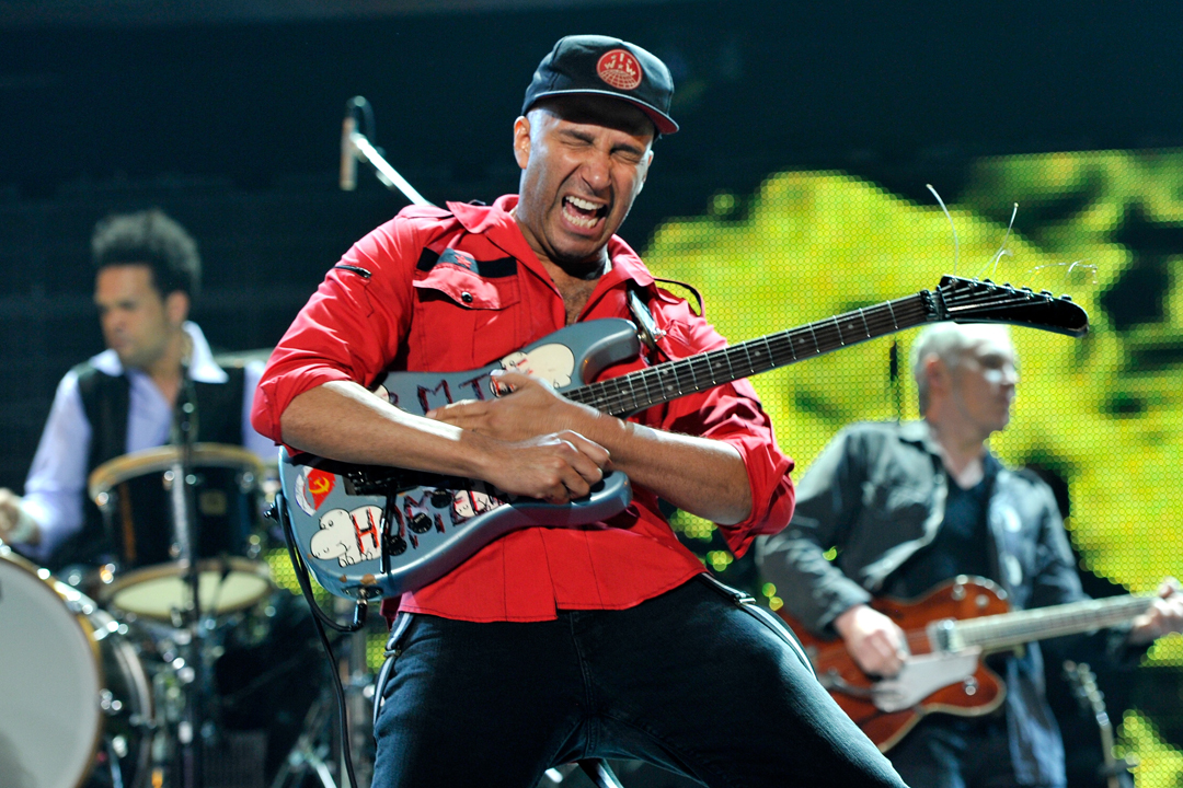 14. Tom Morello (Prophets of Rage)