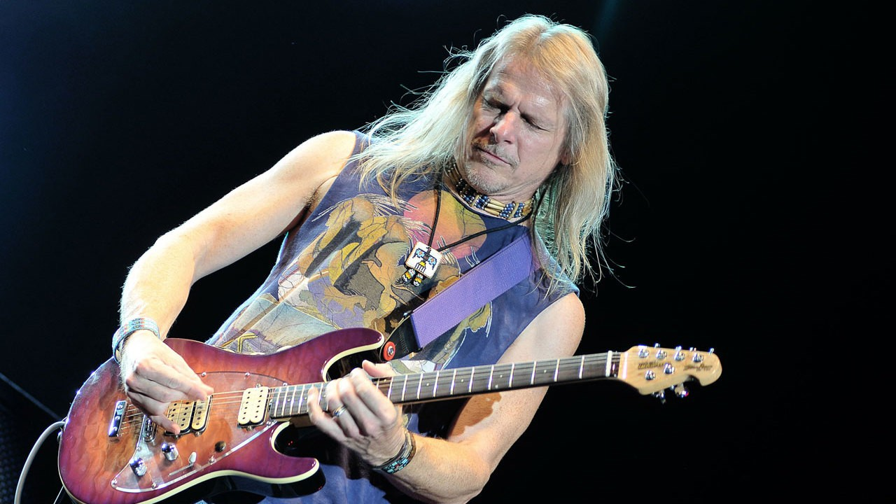 15. Steve Morse (Deep Purple)