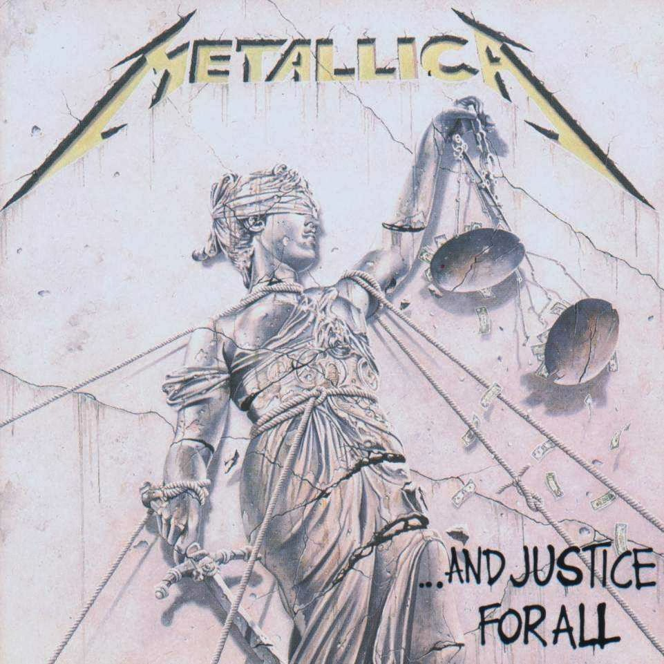 METALLICA – …AND JUSTICE FOR ALL
