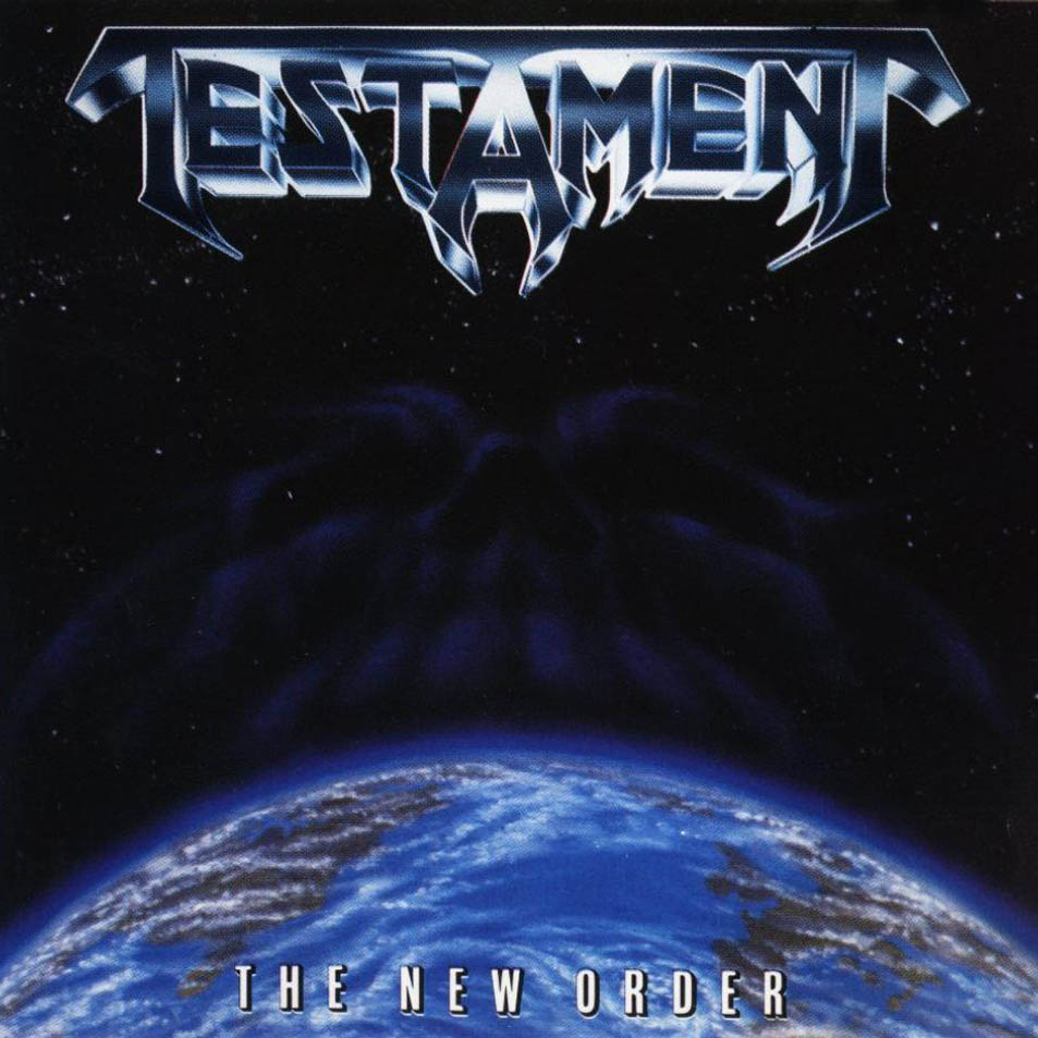 TESTAMENT – THE NEW ORDER