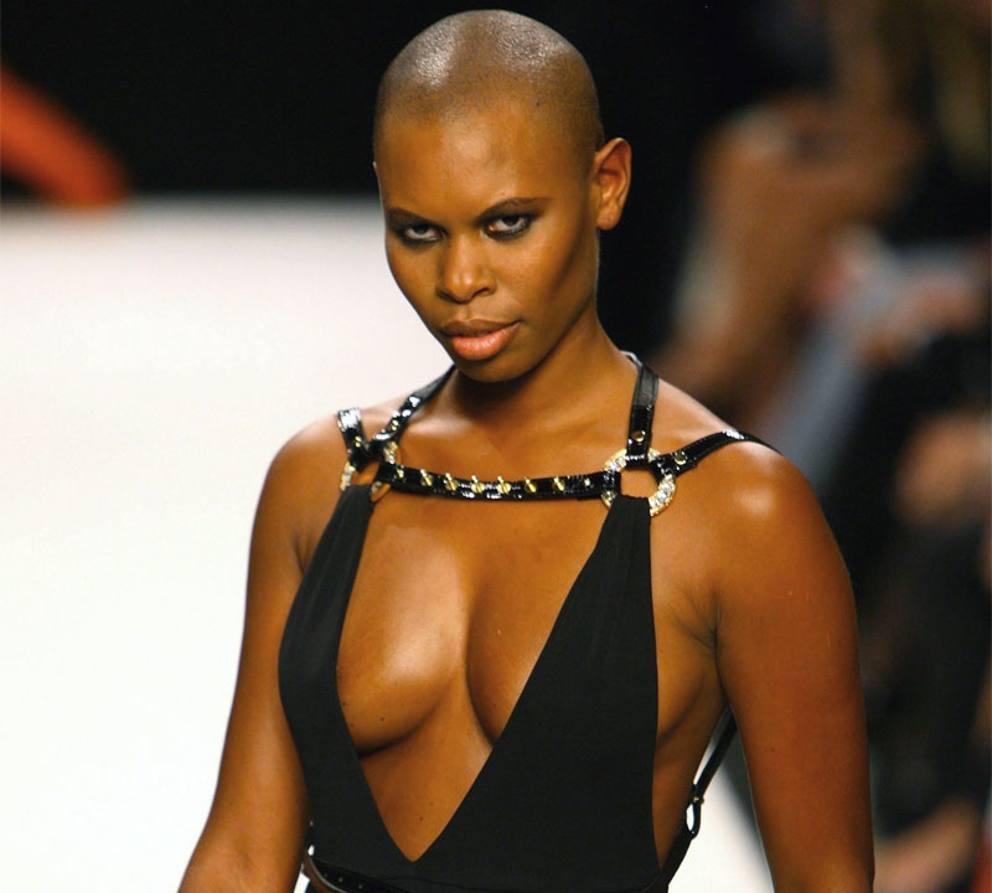 Skin<br />A Skunk Anansie énekesnője, Skin nem csak az indie-rock műfajban alkotott maradandót, de DJ-ként és keresett modellként is ismert. A hölgy eredeti neve Deborah Anne Dyer, felvállaltan biszexuális, 2013-ban az amerikai milliárdos üzletember, Sam Wyly lányával kezdett kapcsolatot.