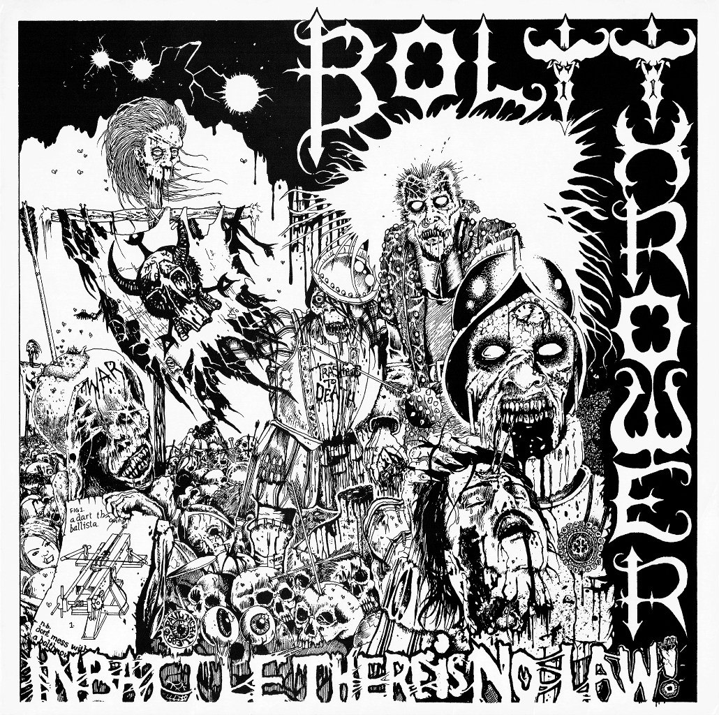 BOLT THROWER – IN BATTLE THERE IS NO LAW