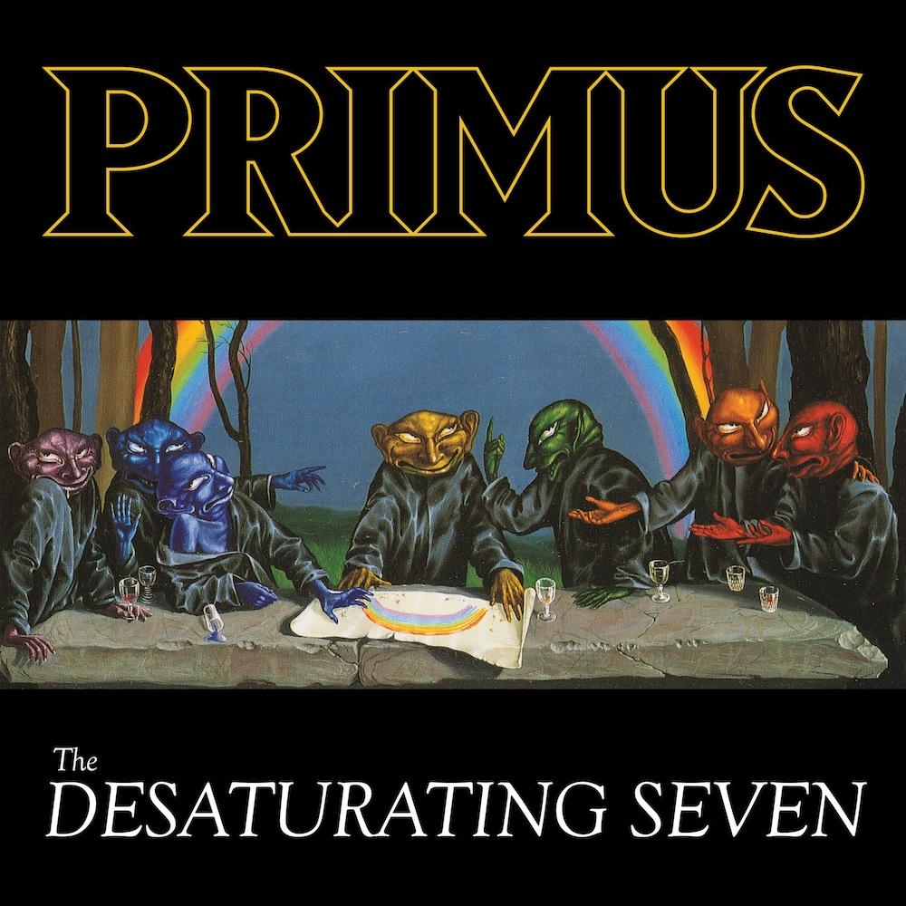 """6. Primus – """"The Desaturating Seven""""<br />Őrület a köbön, ez persze nem újdonság, ha Les Claypool baráti társaságáról beszélünk, korunk egyik legjobb basszusgitárosa ezúttal is fantasztikus alapokat alkotott, basszusorgia, a szeptember 29-én megjelent lemeznek ott a helye a legjobb tíz között."""