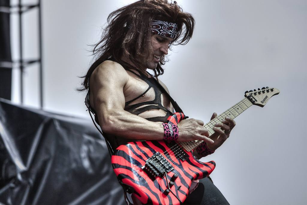 6. Satchel (Steel Panther)