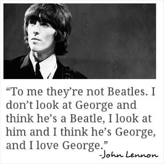 John Lennon mindig elismerte Harrison autonómiáját