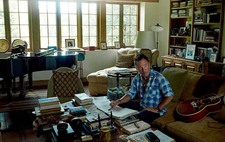 Bruce Springsteen eladja egykori otthonát