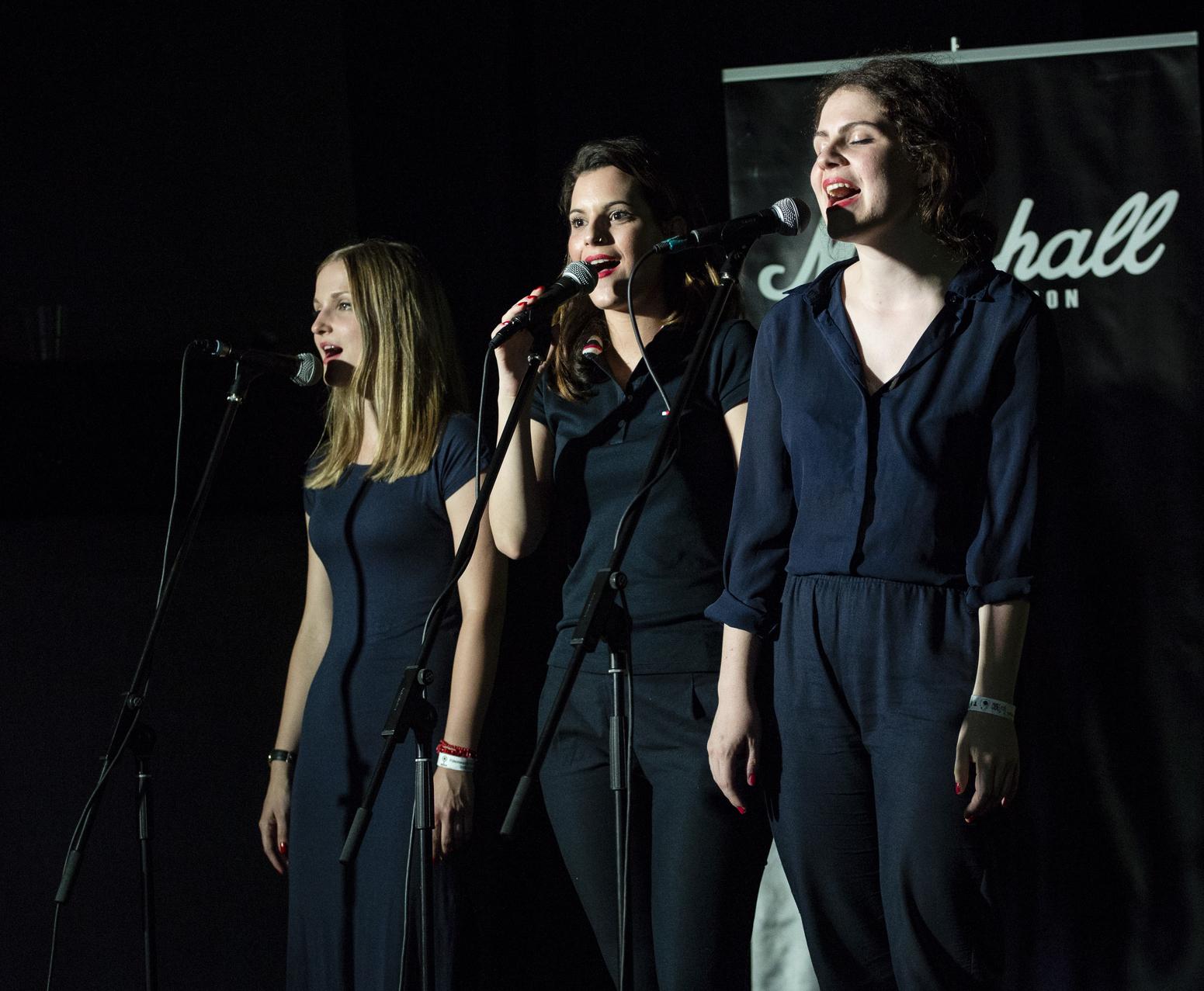 A Szelina vokalistái