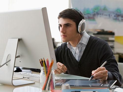 6 tipp, hogyan segítheti a zene a karrieredet