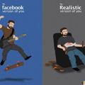 Facebook és a valóság