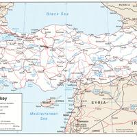 Törökország és Szíria – bonyolult szomszédság I.
