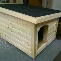 Építsünk kutyaházat!