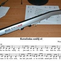EWI, az elektronikus fúvós hangszer