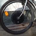 Elektromos kerékpár házilag