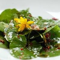 Boglárka saláta