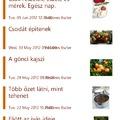 Fűszeres mobil app
