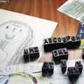 Csokoládébetűk tipográfusoknak :-)