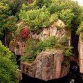 Megyer-hegyi malomkőbánya