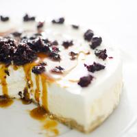 Legyen a címe mondjuk a legjobb cheesecake!