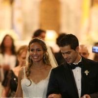 Gago és Gisela templomban is megesküdtek