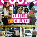 Ramos és Lara a Cuore magazin címlapján