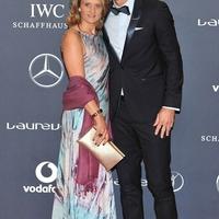 Edwin van der Sar - Laureus Sport Awards