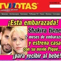 Shakira kisbabát vár?
