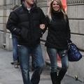 A César házaspár Milánóban