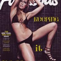 Abbey Clancy - Fabulous Magazin