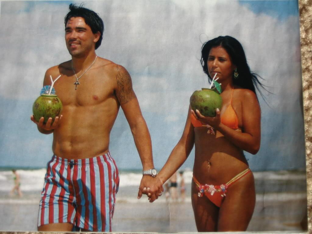Khodadad Azizi With His Wife for Pinterest Javad Nekounam Wife