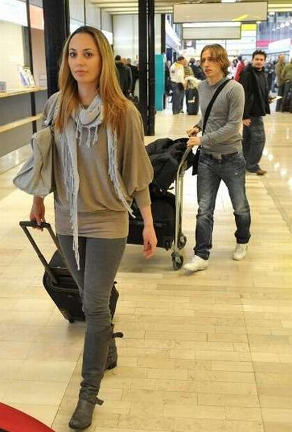 Luka modric vanja futballszt rok mag n lete Fashion and style by vanja m facebook