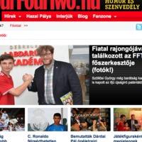 Gyerekfocistával tömjénezteti magát Szöllősi György